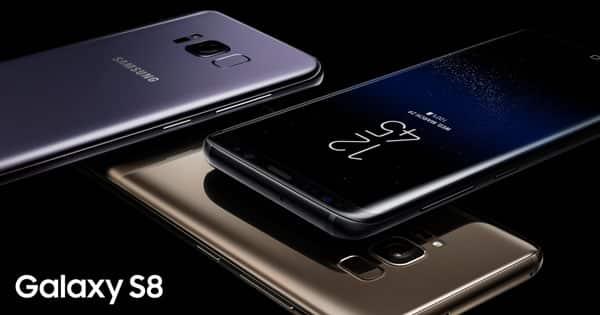 Samsung Galaxy S8 l Samsung Galaxy S8+มือถือกันน้ำ 2