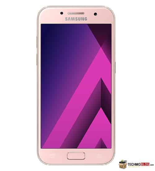 Samsung Galaxy A3 (2017) มือถือกันน้ำ 7