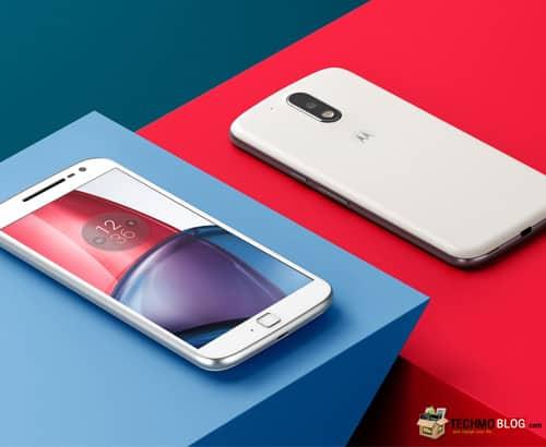 Motorola Moto G4 Plus มือถือกันน้ำ 9