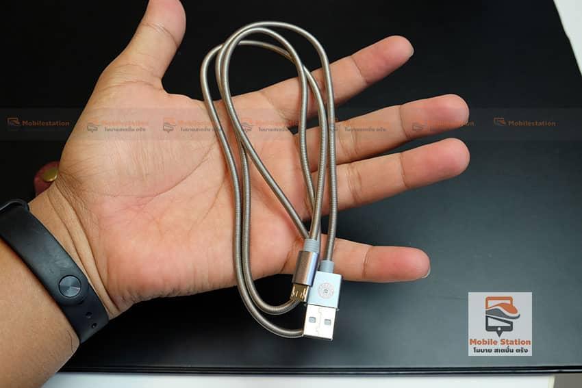 สายชาร์จ samsung-cable-date-สายสปริง-(KING-KONG-WDC-013)-For-Samsung-และ-Android-ทุกรุ่น-3