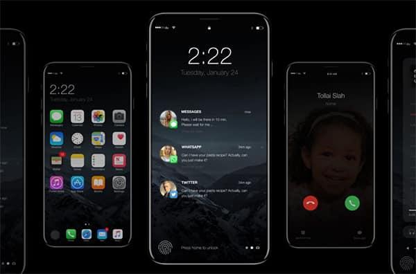 เปิดตัว iPhone8 4