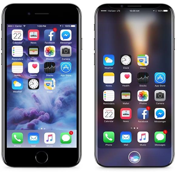 เปิดตัว iPhone8 5