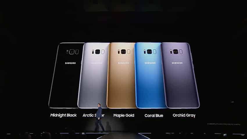 Galaxy-S8-และ-Galaxy-S8+มี 5 สีใหม่ให้เลือก