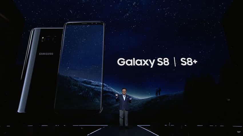 ราคาเปิดตัว S8 และ S8+