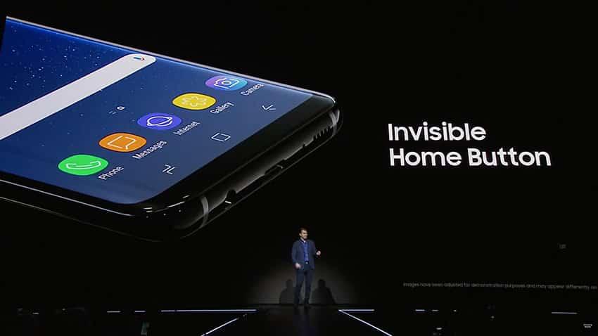 Galaxy-S8-และ-Galaxy-S8+ไม่มีปุ่ม Home แล้ว เป็น Infinity display