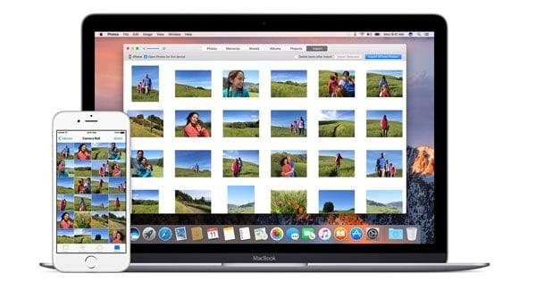 วิธีการย้ายรูปภาพจาก iPhone ลงคอมพิวเตอร์ ทั้ง Windows และ Mac ทำอย่างไร ?