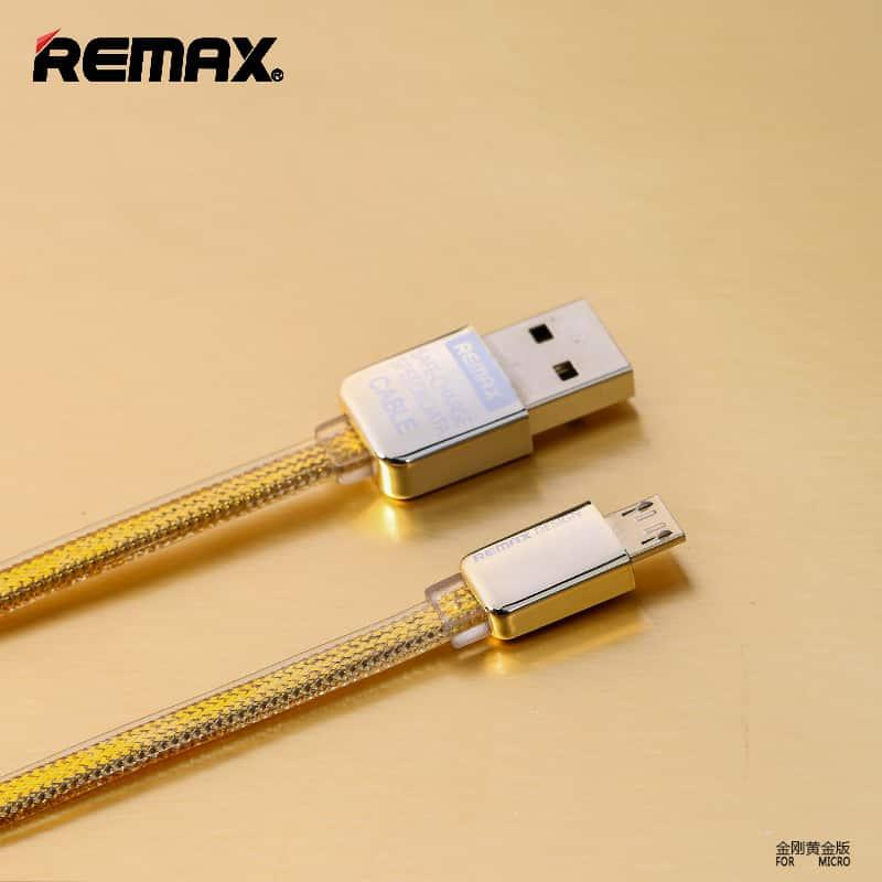 สายชาร์จ remax lds remax gold safe&speed cable 3