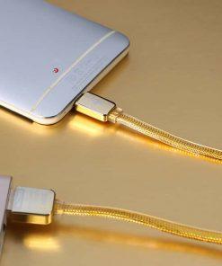 สายชาร์จ remax lds remax gold safe&speed cable 9