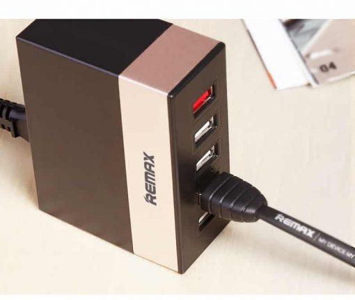 หัวชาร์จ-USB-5-Port-Remax-USB-Charger-5U-รุ่น-RU-U1-18