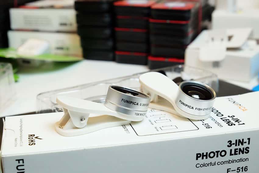 เลนส์มือถือ-Funpica-F-516-3-in-1-0.36X-Super-Wide-Angle-15X-Macro-Lens-1