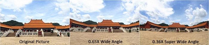 เลนส์มือถือ-Funpica-F-516-3-in-1-0.36X-Super-Wide-Angle-15X-Macro-Lens-15
