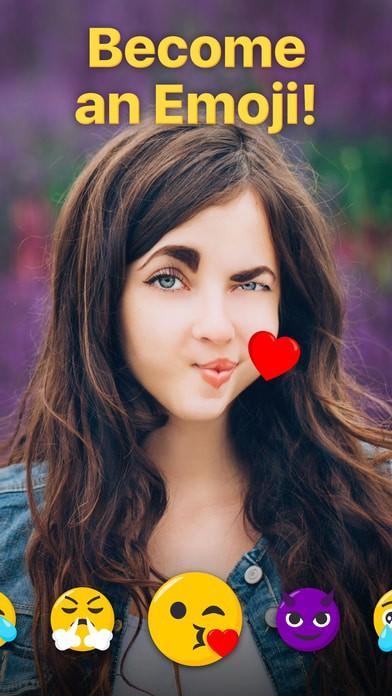 FaceTune จะเปลี่ยนใบหน้าของคุณ ให้เป็น อีโมจิ 7