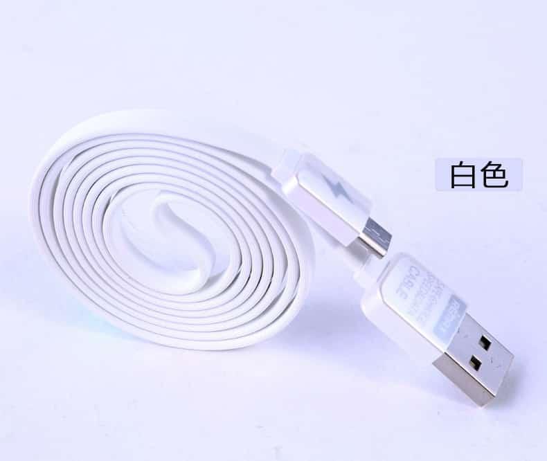 สายชาร์จ Remax Safe&Speed Micro USB For Samsung Android ทุกรุ่น 15