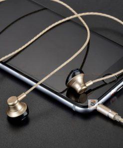 หูฟังเสียงดี-Hoco-M18-Goss-Metal-พร้อมไมค์-ปรับระดับเสียง-1