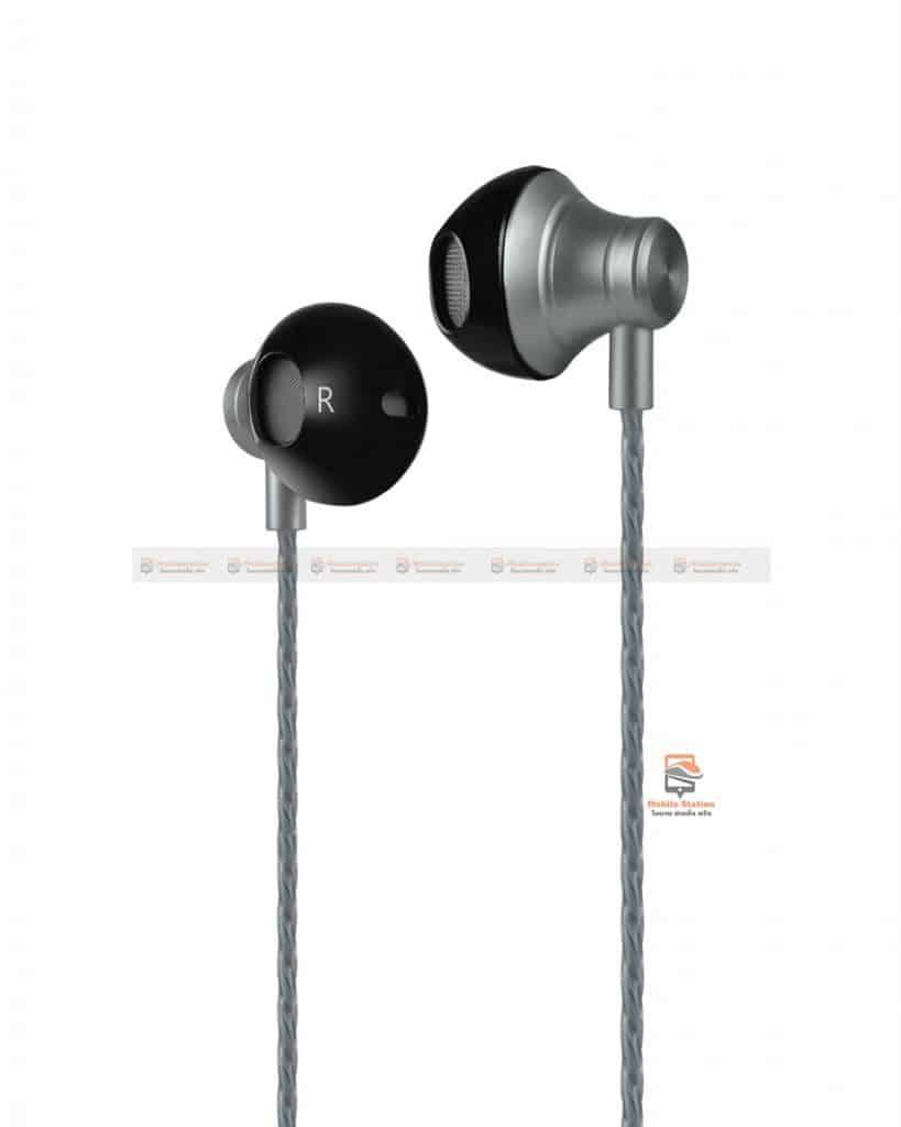 หูฟัง-Hoco-M18-Goss-Metal-พร้อมไมค์-ปรับระดับเสียง-4