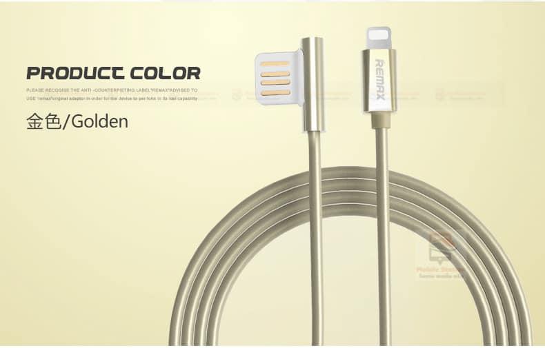 สายชาร์จ remax RC-054i Emperor Data Cable for iPhone 12