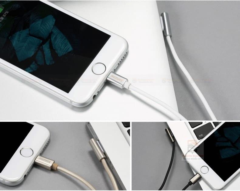 สายชาร์จ remax RC-054i Emperor Data Cable for iPhone 15