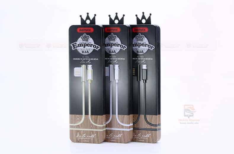สายชาร์จ remax RC-054i Emperor Data Cable for iPhone 16