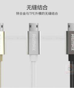 สายชาร์จ remax RC-054m Emperor Data Cable for android 4