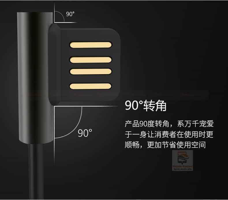สายชาร์จ remax RC-054m Emperor Data Cable for android 5