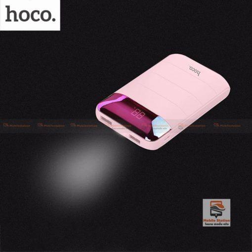 แบตสํารองยี่ห้อไหนดี-Hoco B29-10000-10