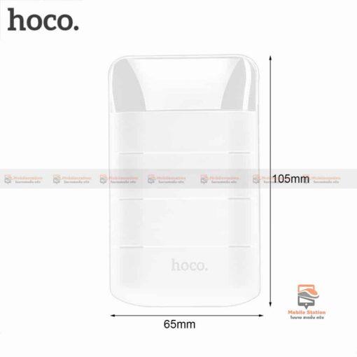แบตสํารองยี่ห้อไหนดี-Hoco B29-10000-11