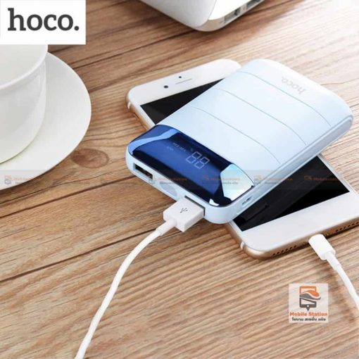 แบตสํารองยี่ห้อไหนดี-Hoco B29-10000-8