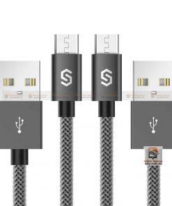 สายชาร์จ Samsung Syncwireไนลอนถัก For Samsung Android ทุกรุ่น 1