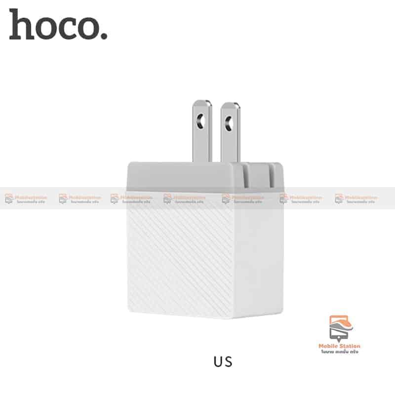 หัวมือถือ Hoco C23 USB Charger For Smartphone Tablet 10