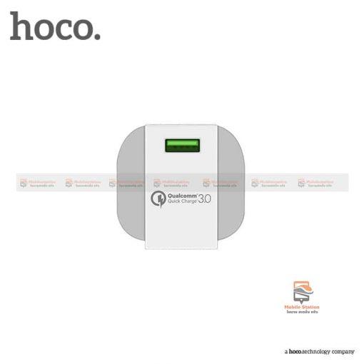 ที่ชาร์จแบต-Hoco-C23-Qualcomm-Quick-Charge-3.0--Fast-Charge 2