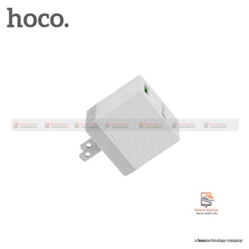 ที่ชาร์จแบต-Hoco-C23-Qualcomm-Quick-Charge-3.0-Fast-Charge 4