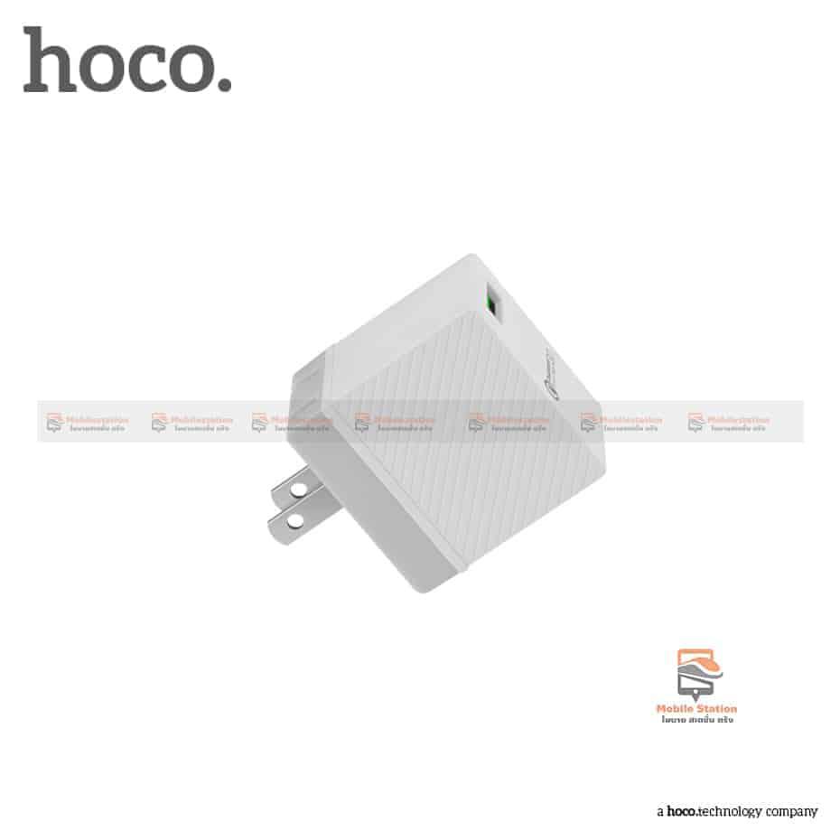 หัวมือถือ Hoco C23 USB Charger For Smartphone Tablet 5