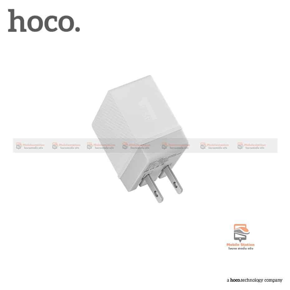 หัวมือถือ Hoco C23 USB Charger For Smartphone Tablet 6