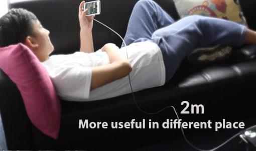 สายชาร์จ lightning Syncwire MFi For iPhone 14