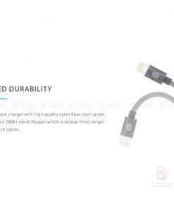 สายชาร์จ lightning Syncwire MFi For iPhone 3