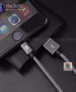 สายชาร์จไอโฟน Syncwire MFi For iPhone 6