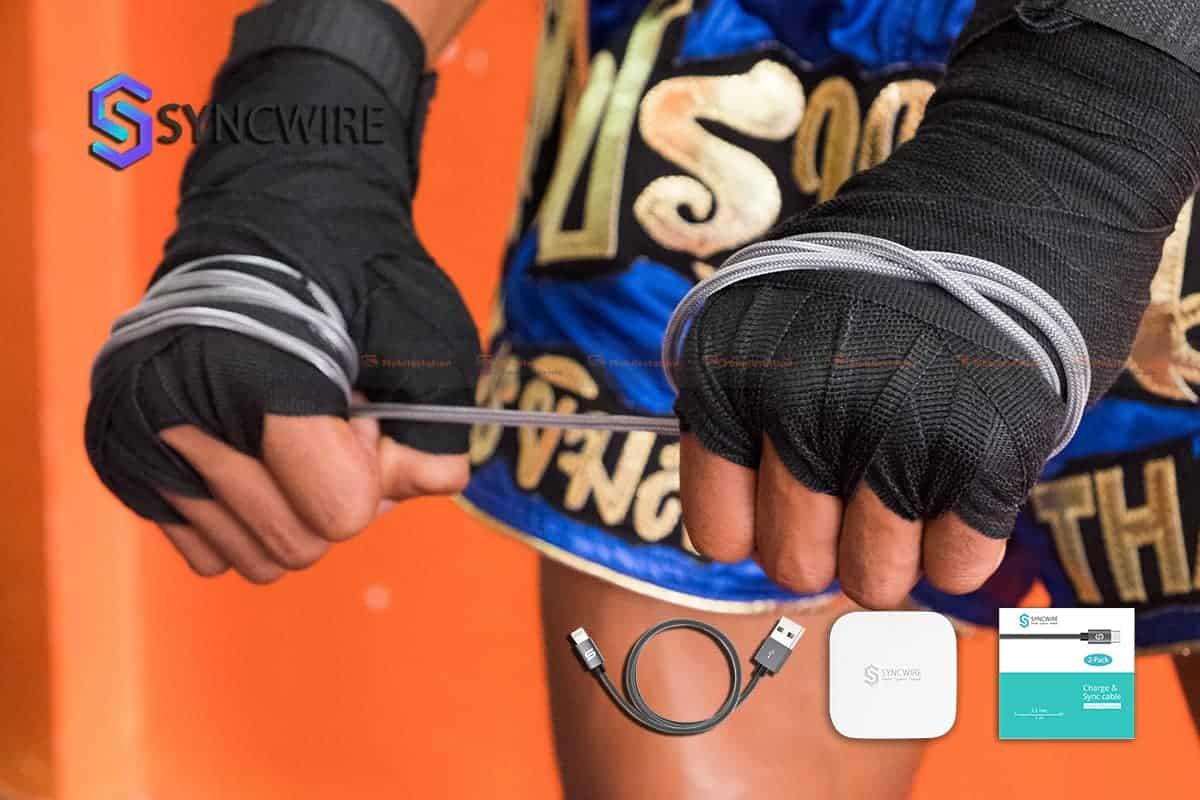 รีวิว สายชาร์จ Syncwire USB Type C ไนลอนถัก ชาร์จเร็ว สุดอึด ถ่ายโอนข้อมูล 7