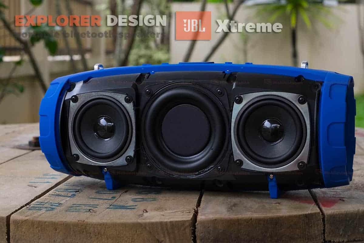 ลำโพงบลูทูธ explorer JBL Xtreme bluetooth speaker CY-29 review-ภายใน1