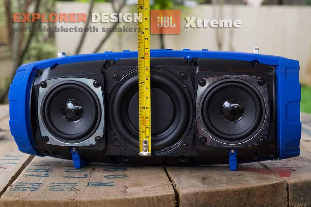 ลำโพงบลูทูธ explorer JBL Xtreme bluetooth speaker CY-29 review-ภายใน5