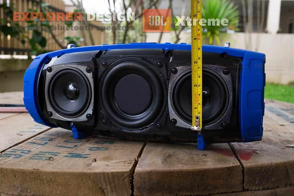 ลำโพงบลูทูธ explorer JBL Xtreme bluetooth speaker CY-29 review-ภายใน6