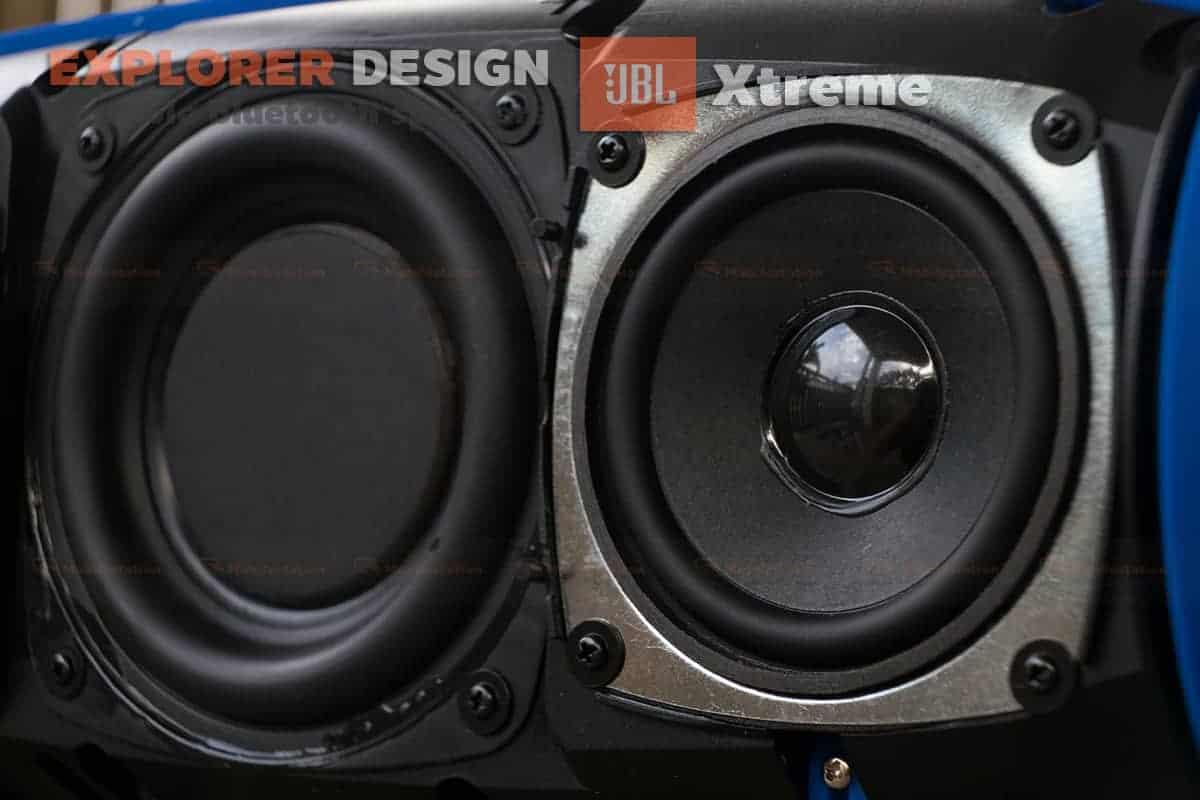 ลำโพงบลูทูธ explorer JBL Xtreme bluetooth speaker CY-29 review-ภายใน9