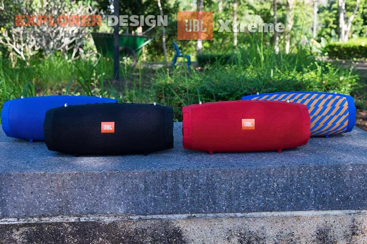 ลำโพงบลูทูธ explorer JBL Xtreme bluetooth speaker CY-29 review เบสหนัก 1