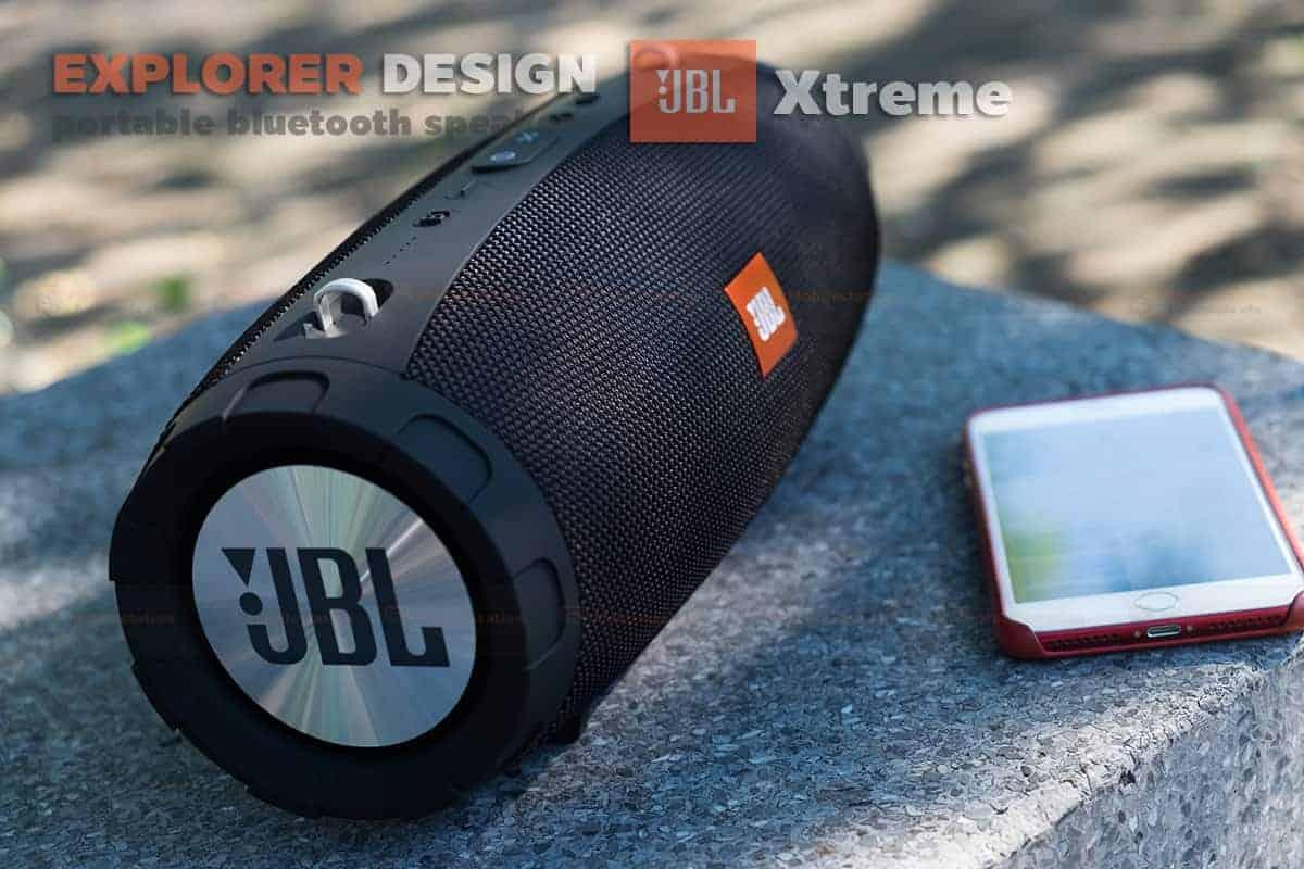 ลำโพงบลูทูธ explorer JBL Xtreme bluetooth speaker CY-29 review เบสหนัก 2