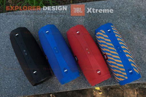 ลำโพงบลูทูธ explorer JBL Xtreme bluetooth speaker CY-29 review เบสหนัก 3