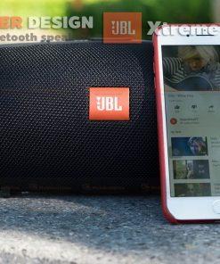 ลำโพงบลูทูธ explorer JBL Xtreme bluetooth speaker CY-29 review เบสหนัก 5
