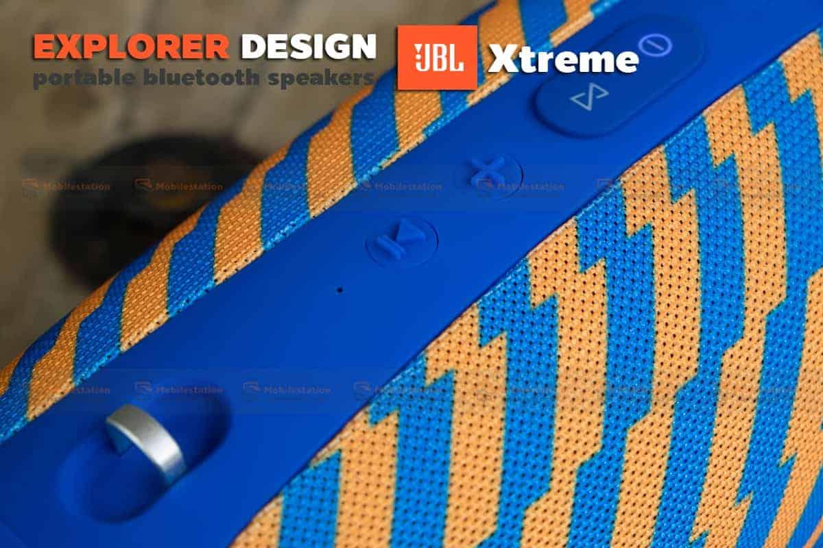 ลำโพงบลูทูธ explorer JBL Xtreme bluetooth speaker CY-29 review-10