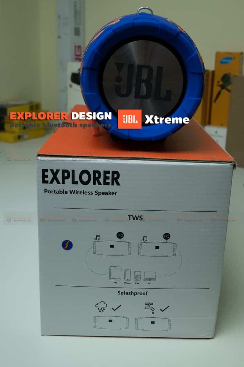 ลำโพงบลูทูธ explorer JBL Xtreme bluetooth speaker CY-29 review-20