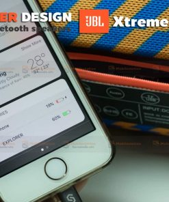 ลำโพงบลูทูธ explorer JBL Xtreme bluetooth speaker CY-29 review-23