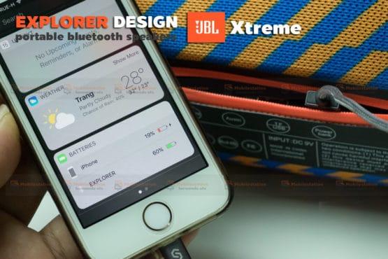 ลำโพงบลูทูธ explorer JBL Xtreme bluetooth speaker CY-29 review-23