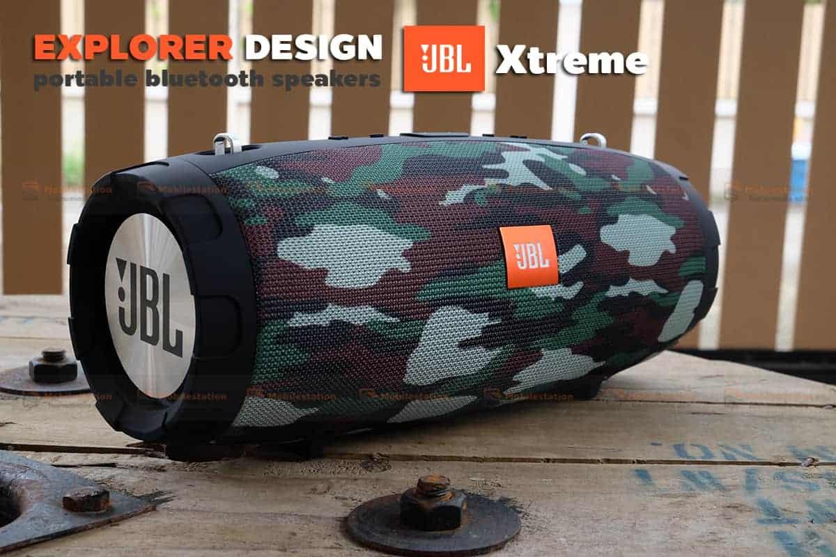 ลำโพงบลูทูธ explorer JBL Xtreme bluetooth speaker CY-29 review-25